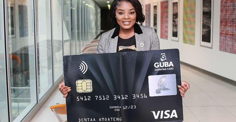 GUBA introduces unique Diaspora Card