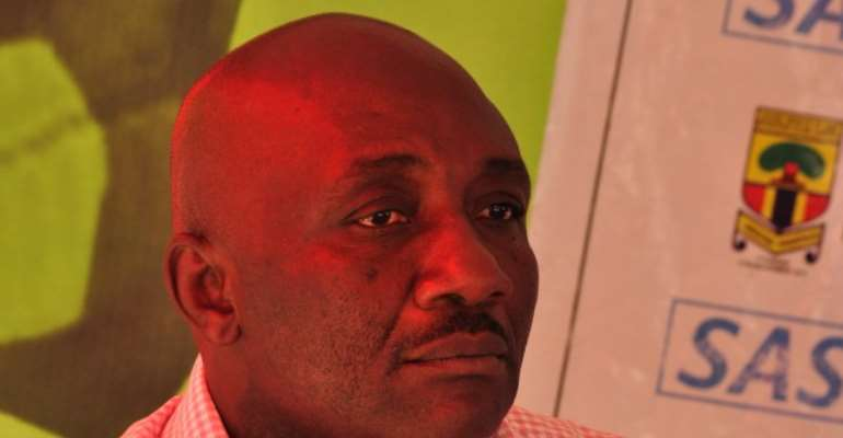 Hearts of Oak Will Not Beg Players To Renew Their Contract - Frank Nelson