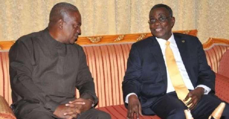 I'll Continue Mills' Peace Fight  – Mahama