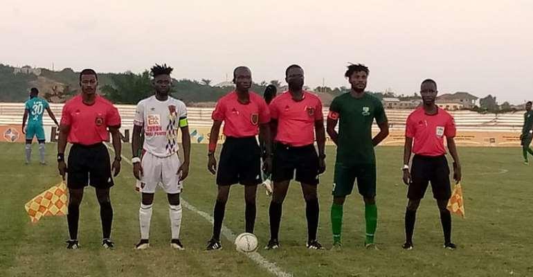 MTN FA Cup: Hearts of Oak defeat Elmina Sharks 1-0 to advance to semi-final
