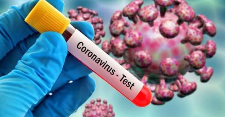 Ghana's active COVID-19 cases rise to 4,094