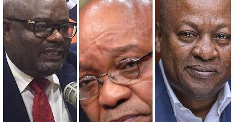 [VIDEO] Mahama should've been jailed like Jacob Zuma — Kofi Akpaloo