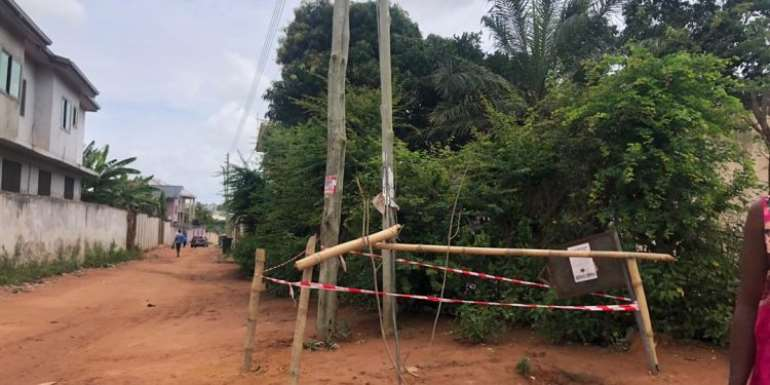 Taifa: Family of 23yr-old who died from electrocution blames ECG for negligence, demands justice