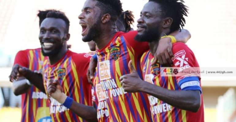 We are aiming to win a double - Hearts of Oak captain Fatawu Mohammed