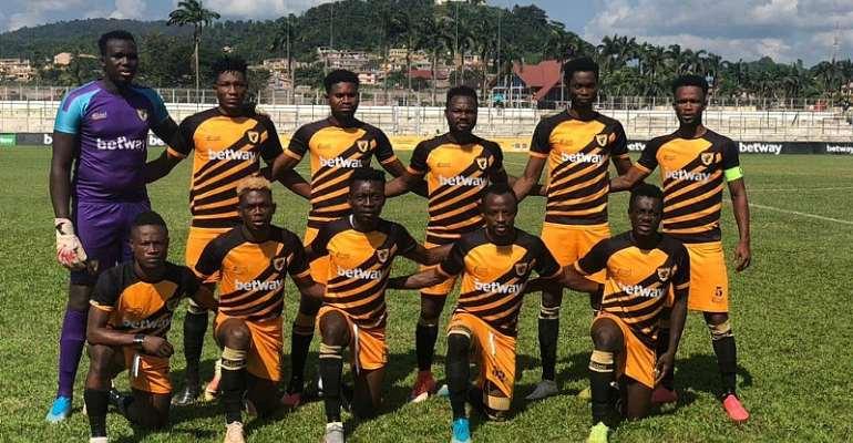MTN FA Cup: Ashanti Gold SC progress to semi-finals after 4-2 win against Top Talent FC