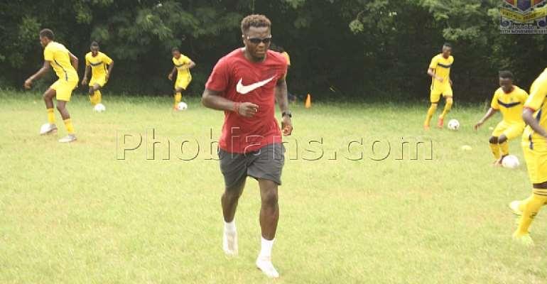 Hearts of Oak MD Hails 'Professional' Sulley Muntari