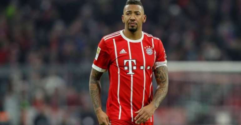 Bayern Munich Coach Niko Kovac Confident Jerome Boateng Will Stay Despite Interest From PSG