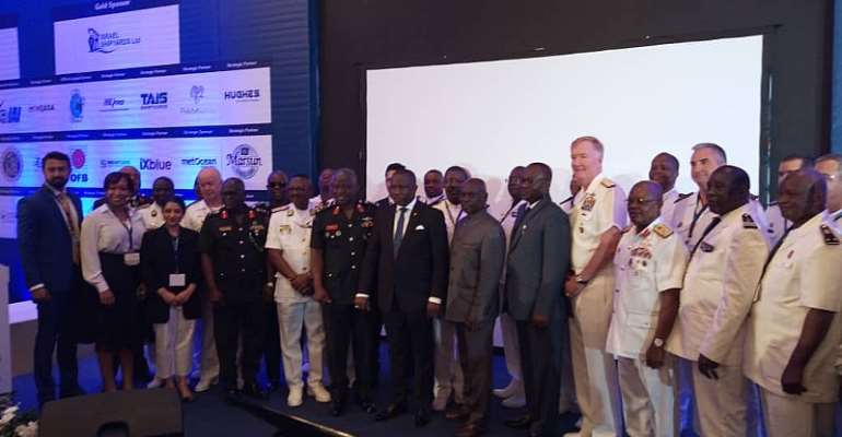 Ghana Navy Hosts International Maritime Conference To Celebrate 60 Years Of Excellence