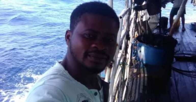 Ghanaian Missing From Chinese Fishing Vessel