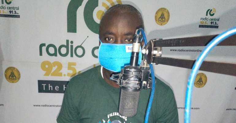 I Trusted The MCE So I  Didn't Wear Nose Mask; I Contracted Covid-19 And Nearly Lost My Life, Spent Ghc12,000 — Deputy CEO Of CODA Reveals