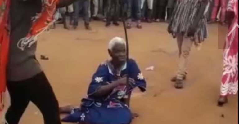 Killing Of Alleged Old Witch: Group Demands Prosecution Of The Murderers
