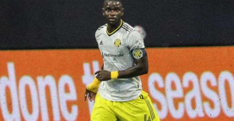 MLS: Ghana defender Jonathan Mensah scores as Columbus Crew pip Atlanta