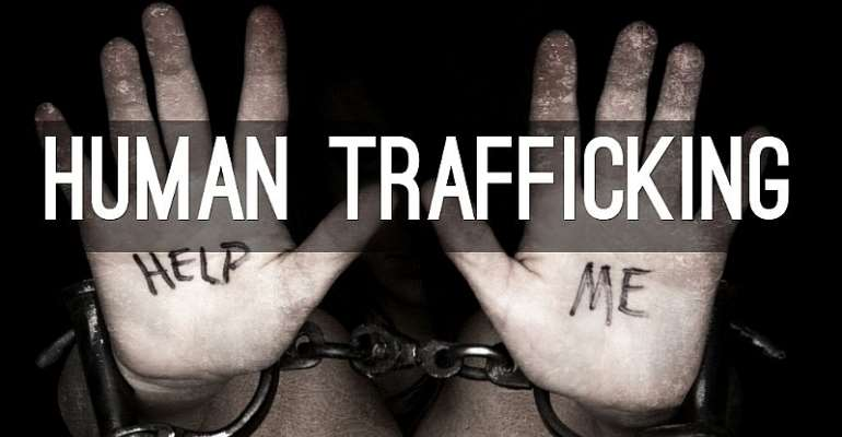Human trafficking: The crime that shames as all