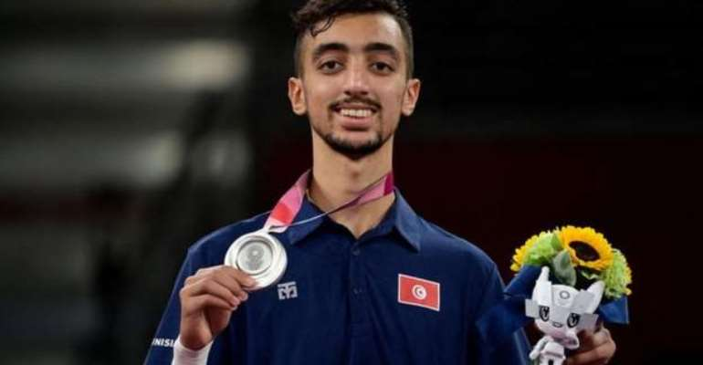 Tokyo Olympics: Tunisia's Jendoubi wins Africa's first medal of Tokyo Games