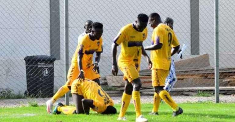 MTN FA Cup quarter-finals: Medeama defeat Attram De Visser 3-2 to book place in semi-final