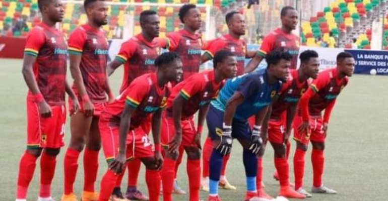 Asante Kotoko end 2020/2021 football season trophyless after bowing out of MTN FA Cup