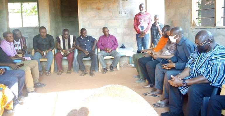 Akatsi South: Assist police with information to arrest killers — Ayitikope residents told over bizarre murder of Pastor and wife