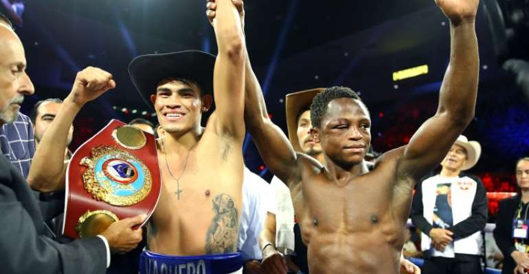 I might fight Navarette for a 3rd time - Stubborn Isaac Dogboe insists