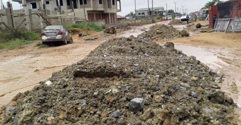Ghana Roads And Streets Construction: Thinking Outside The Box
