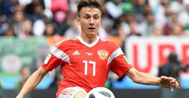 Monaco Beat Chelsea To €30m Golovin Signing