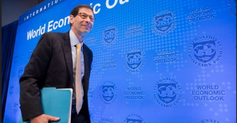 IMF's Chief Economist Maurice Obstfeld To Retire