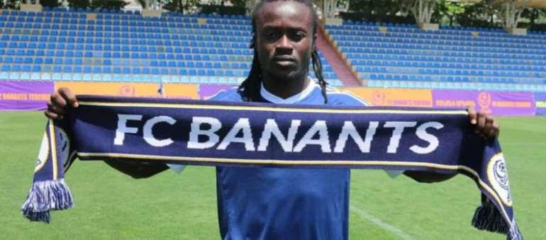 Nathaniel Asamoah Joins FC Banants In Armenia
