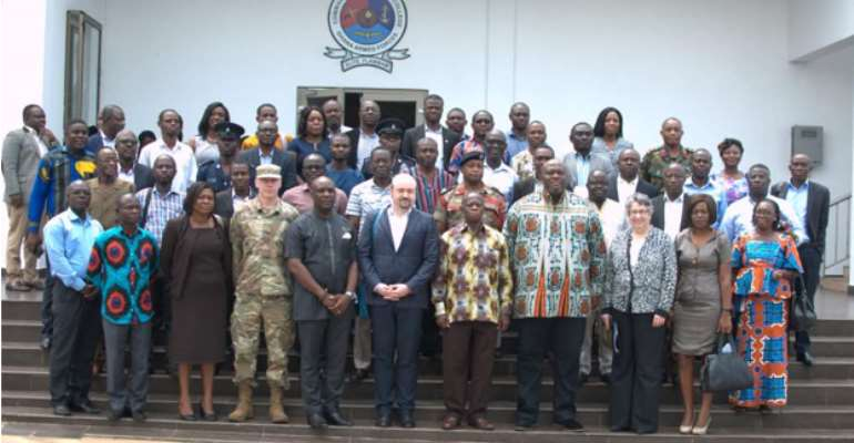 NADMO, Stakeholders Hold Validation Workshop For National Flood Contingency Plan