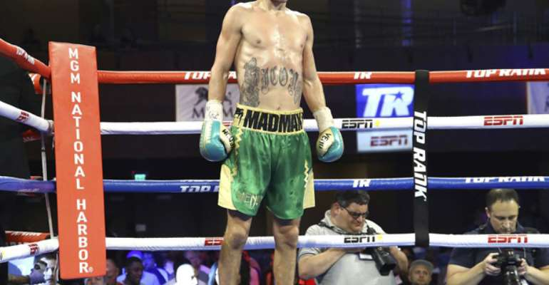 Boxer Maxim Dadashev dies from injuries suffered during Friday match
