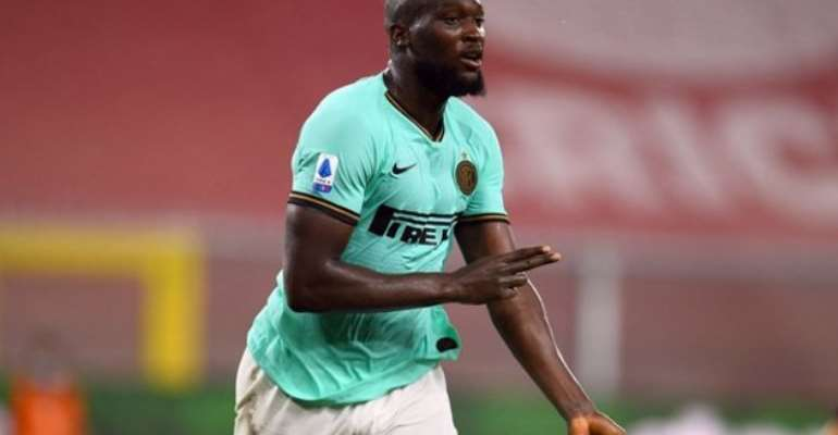 Lukaku Equals 70-Year Serie A Record For Inter