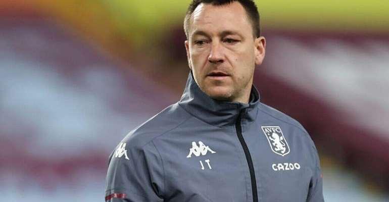 John Terry quits as Aston Villa assistant coach