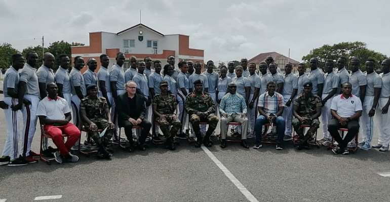 Ghana Armed Forces complete GFA License