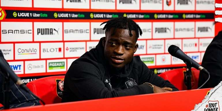 Kamaldeen Sulemana: New Stade Rennais signing reveals he spoke to Michael Essien before joining French side