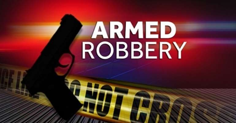 E/R: Robbers attack passengers; bolt with GHC3,200 raised to organise funeral