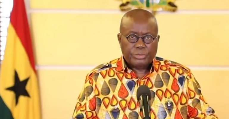 Covid-19: Funerals, other celebrations shouldn't exceed 2 hours — Akufo-Addo