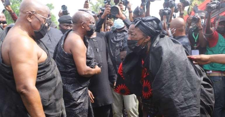 Covid-19 surge: Post-event receptions banned — Akufo-Addo