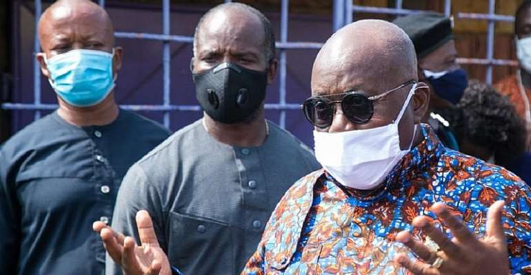 We cannot afford to return to the hardships, difficulties days of partial lockdowns, strictly adhere to Covid-19 protocols  – Akufo-Addo to Ghanaians