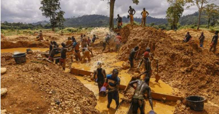 Council of State Chair want changes to licensing in mining sector