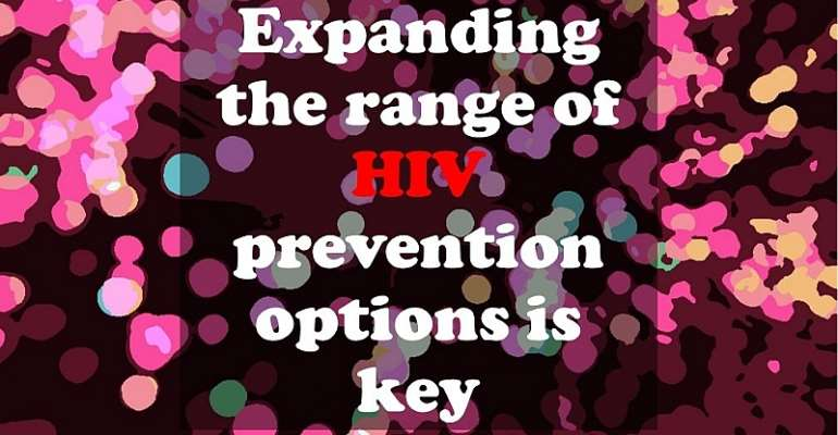 One size does not fit all: Expanding the buffet of choices for preventing HIV