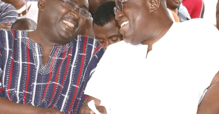 Akufo-Addo, Bawumia responsible for 60% of Ghana's total public debt — Ato Forson