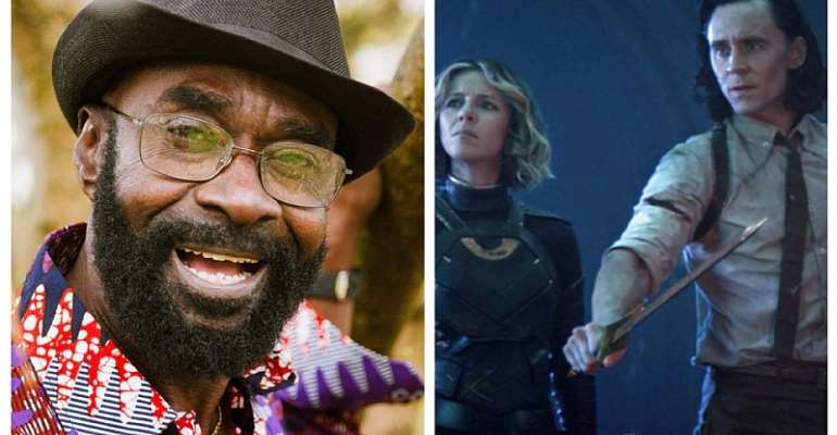 Ghana's Pat Thomas song features in season finale of Marvel's Loki