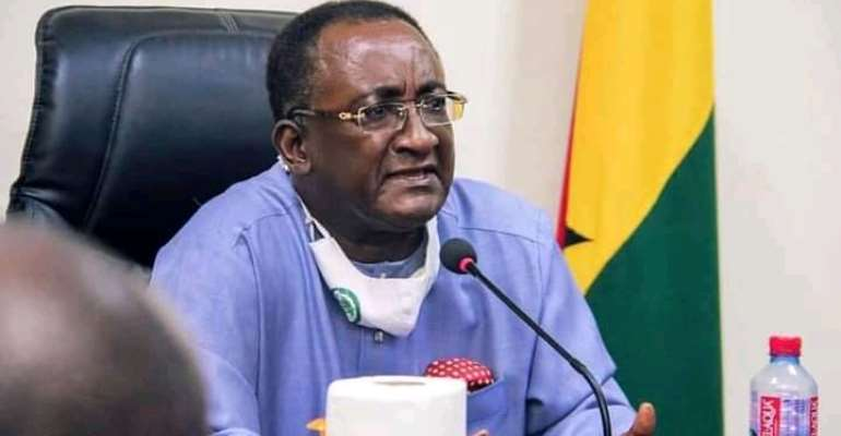 Dr. Owusu Afiriyie Akoto