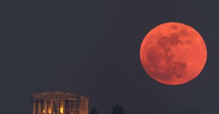 Longest Lunar Eclipse Of The Century Occurs Tonight