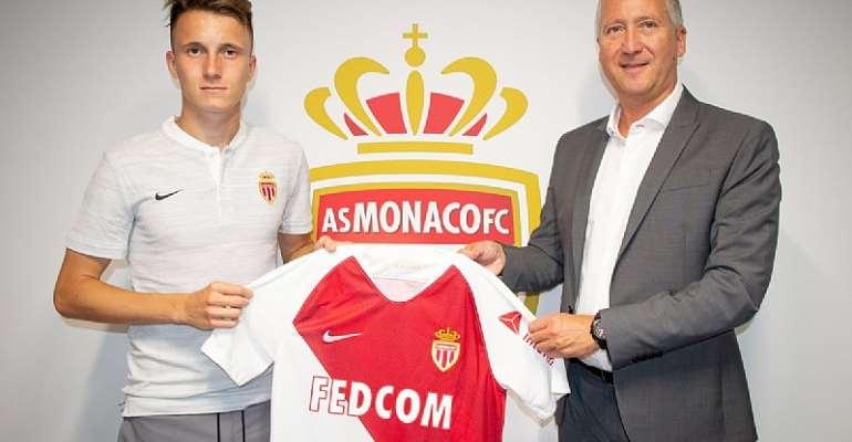 Aleksandr Golovin: Monaco Sign CSKA Moscow Midfielder