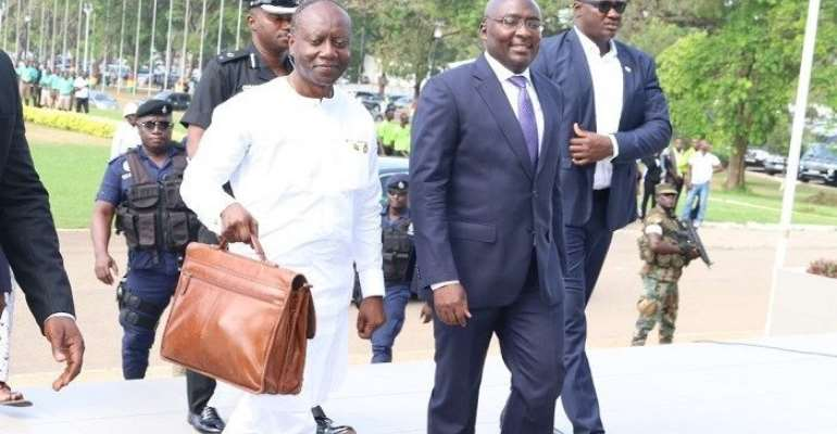 Seth Terkper writes: The true status of the NPP's 17+ tax measures