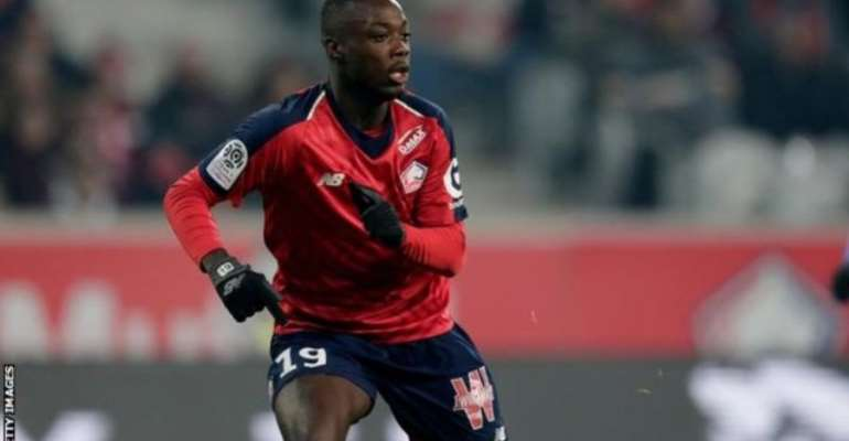 Arsenal Agree £72m Deal For Nicolas Pepe
