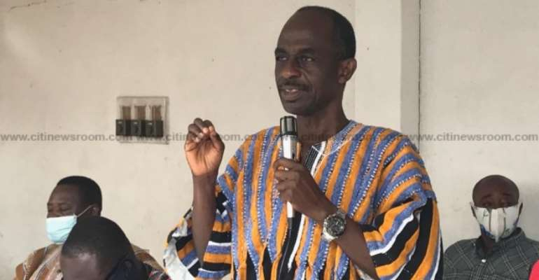 Asiedu Nketia Calls For Unity For NDC's Victory In December Elections