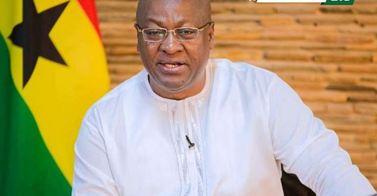 Akufo-Addo Has No Real Solutions For Ghanaians – Mahama