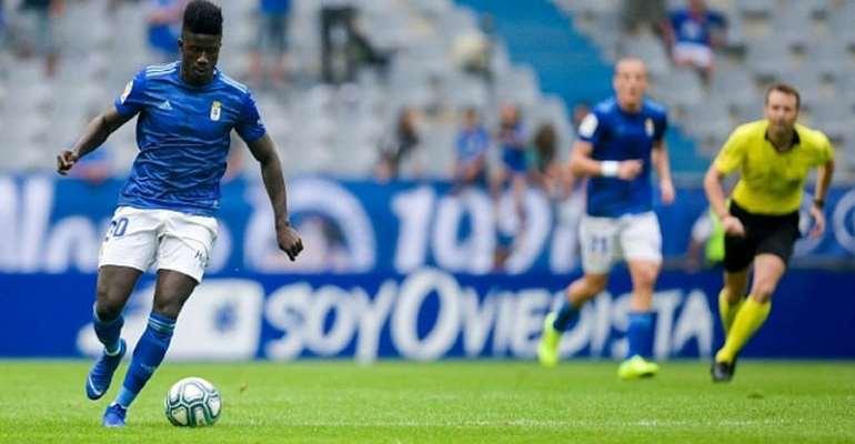 Clubs Chasing Signature Of Ghanaian Striker Samuel Obeng