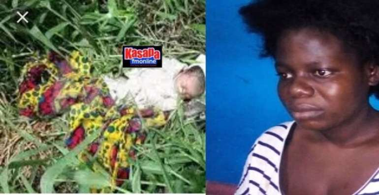C/R: Woman Grabbed For Dumping Baby In A Bush