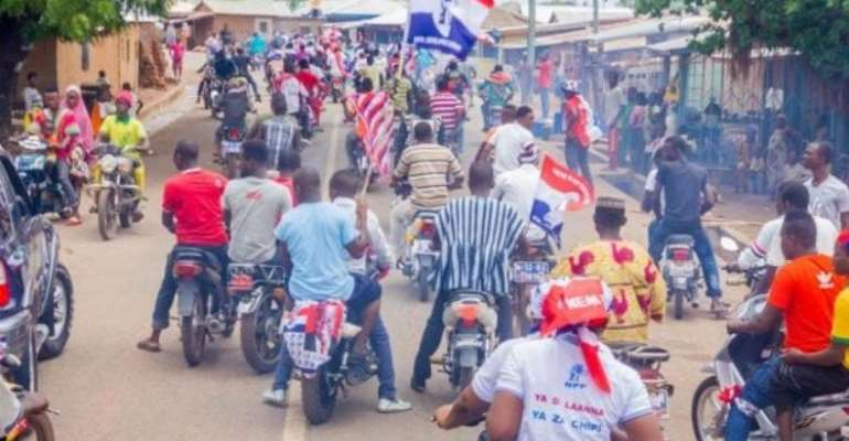 E/R: Fake MMDCEs list cause trouble among NPP supporters in 33 districts